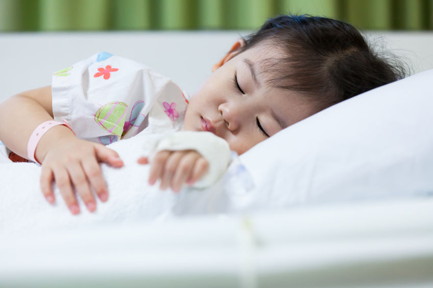 When the Child is Often Sick