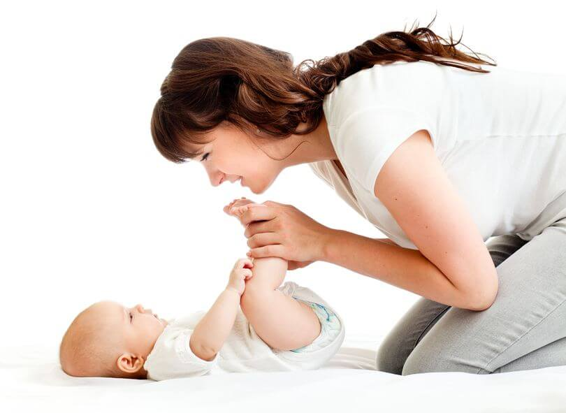 Why does the Baby Move Lazily?